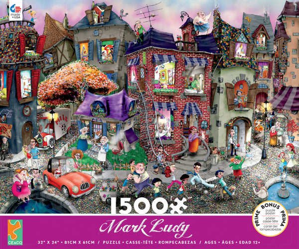 Mark Ludy - 1500 Piece Puzzle
