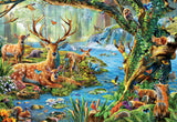 Forest Life - 2000 Piece Puzzle