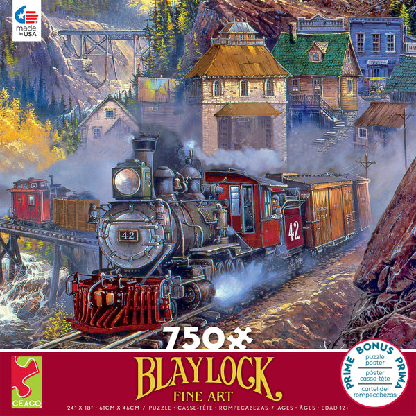 Blaylock - Silver Bell 2 - 750 Piece Puzzle