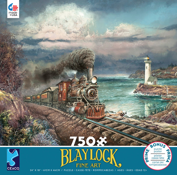 Blaylock - Bar Harbor Bound - 750 Piece Puzzle