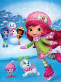 Strawberry Shortcake -  Ice Skating - 60 Piece Puzzle