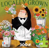 Locally Grown Jigsaw Puzzle Box