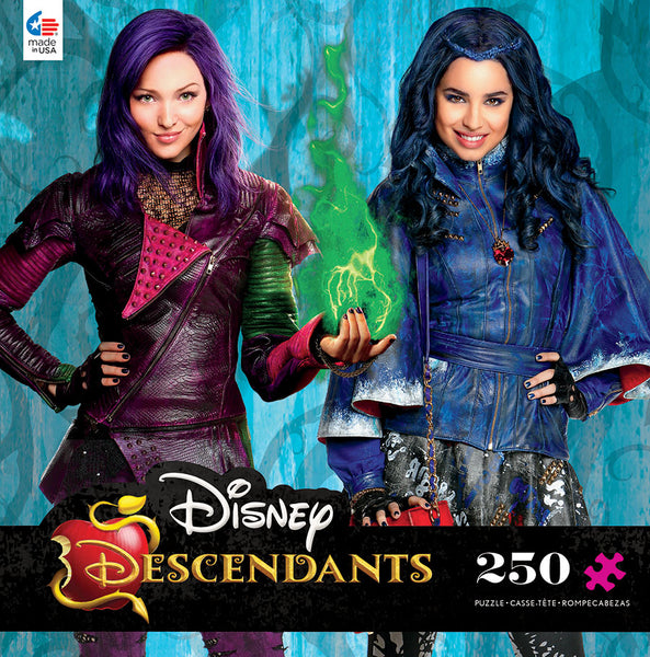 Descendants 2 Jigsaw Puzzle Box