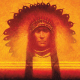 Native American Sunset - New Leader - 550 Piece Puzzle