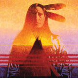 Native American Sunset - Two Feathers - 550 Piece Puzzle