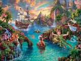Thomas Kinkade Disney - Peter Pan - 750 Piece Puzzle