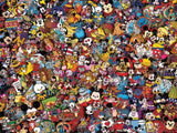 Disney Collection - Collector Pins - 750 Piece Puzzle
