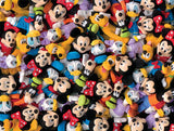 Disney Collection -  Classic Plush - 750 Piece Puzzle