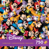 Disney Plush Jigsaw Puzzle Box