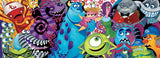 Disney Panoramic - Monsters Inc. - 700 Piece Puzzle
