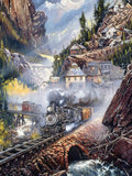 Blaylock - Silver Bell Run - 750 Piece Puzzle