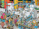 Jan Van Haasteren - Candy Factory - 1000 Piece Puzzle