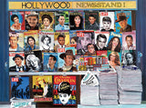 Ken Keeley - Hollywood Newsstand - 1000 Piece Puzzle