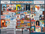 Ken Keeley - Great Magazine Covers - 1000 Piece Puzzle