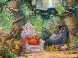 Disney Fine Art - Jungle Book - 1000 Piece Puzzle