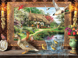 Coming to Life - Still to Life - 1000 Piece Puzzle