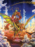 Dragons - Dragonflight - 1000 Piece Puzzle