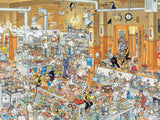 Jan Van Haasteren - The Kitchen - 1500 Piece Puzzle