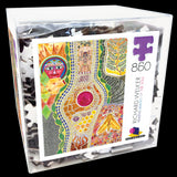 Healing Images of the Soul 1 Jigsaw Puzzle Box