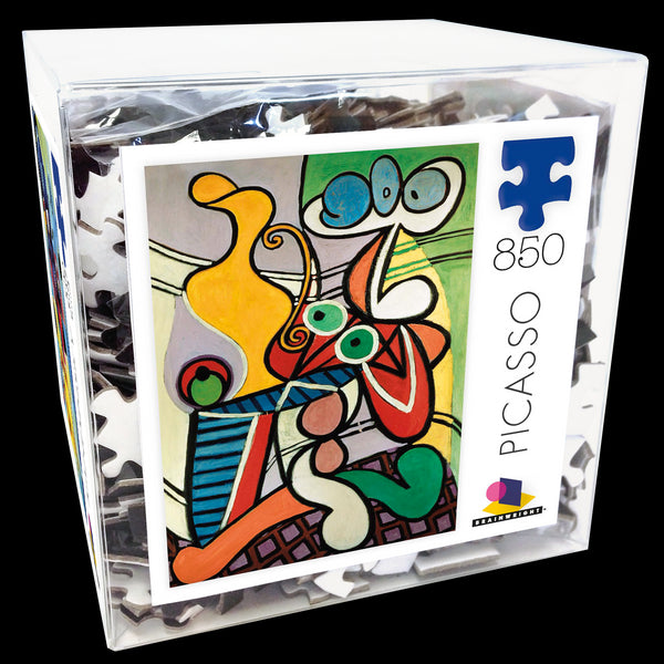 Picasso Jigsaw Puzzle Box