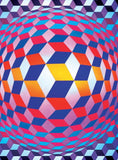 Vasarely -  850 Piece Puzzle
