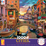 David Maclean Cities - Venice - 1000 Piece Puzzle