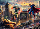 DC Comics Thomas Kinkade - Superman: Man of Steel - 1000 Piece Puzzle