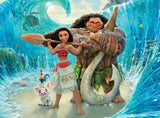 Disney Friends - Moana - 200 Piece Puzzle