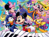 Together Time - Disney Mickey Music - 400 Piece Puzzle