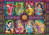 Disney Fine Art - Princess Collage - 1000 Piece Puzzle