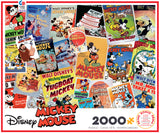 Disney - Mickey Mouse - 2000 Piece Puzzle
