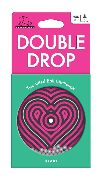Double Drop Heart