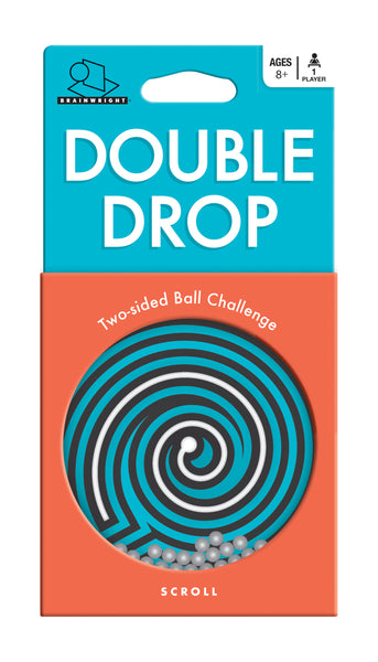Double Drop Scroll