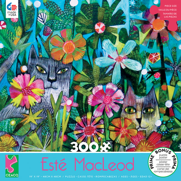 Este Macleod - Cats - 300 Piece Puzzle