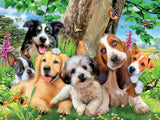 Harmony - Puppy Pals - 550 Piece Puzzle