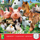Harmony - Farm Friends - 550 Piece Puzzle