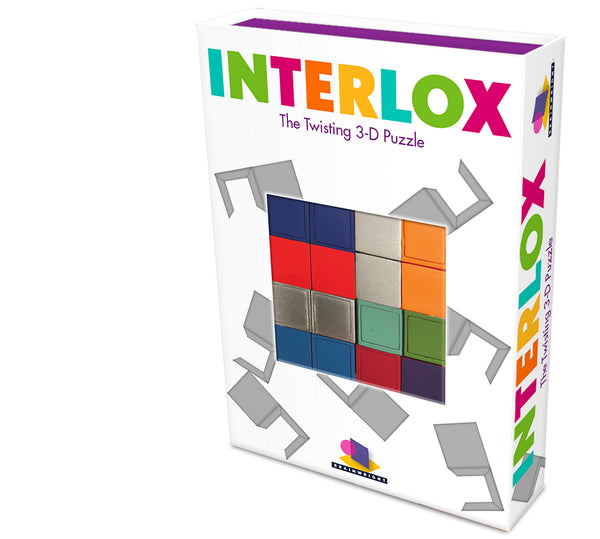 Interlox - The Twisting 3-D Puzzle