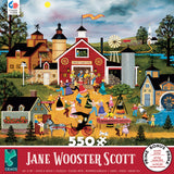 Jane Wooster Scott - Dancing Up a Storm - 550 Piece Puzzle