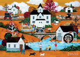 Jane Wooster Scott - Awesome Autumn - 1000 Piece Puzzle