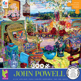 John Powell- Summer Light - 300 Piece Puzzle