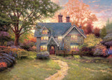 Thomas Kinkade - Gingerbread Cottage - 1000 Piece Puzzle