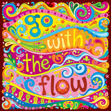 It's All Good - Go With the Flow - 550 Piece Puzzle
