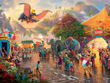 Thomas Kinkade Disney - Dumbo - 750 Piece Puzzle