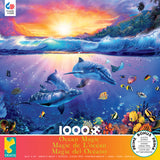 Ocean Magic -  Twilight - 1000 Piece Puzzle