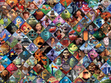 Disney 300 Oversized Pieces - Pixar Clips - 300 Piece Puzzle