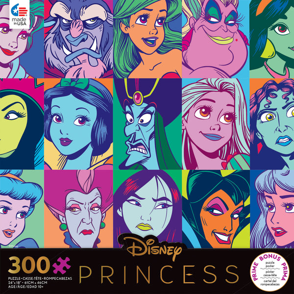 Disney 300 Oversized Pieces - Princess - 300 Piece Puzzle