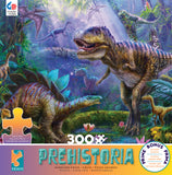 Prehistoria - Dino Jungle - 300 Piece Puzzle