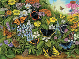 Sandy Williams- Butterfly Garden - 300 Piece Puzzle