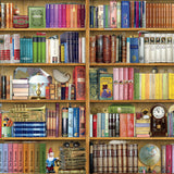 #Shelfies - Library Shelf - 300 Piece Puzzle