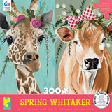Spring Whitaker - Stella and Daisy - 300 Piece Puzzle